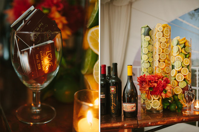 Wedding day details at a Viansa Winery wedding in Sonoma